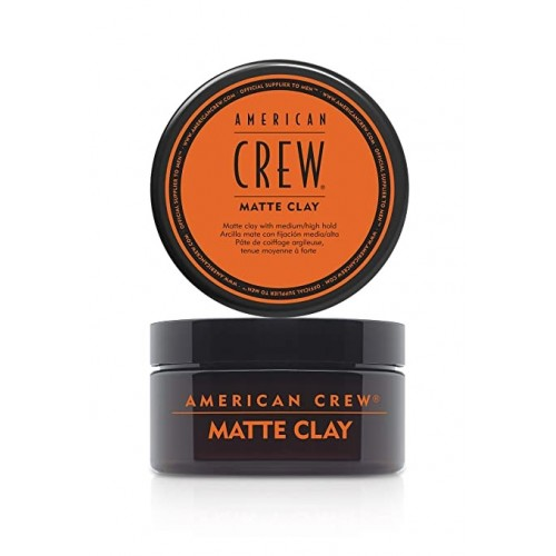 MATTE CLAY - AMERICAN CREW