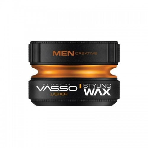 USHER HAIR STYLING WAX - VASSO